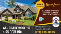 All Phase Roofing & Gutter, Inc.