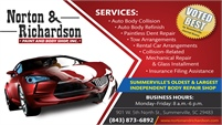 Norton & Richardson Paint and Body Shop