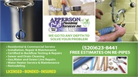 Apperson Plumbing Services Inc