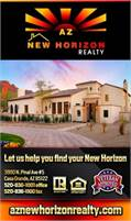 AZ New Horizon Realty - Donna Stadum