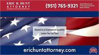 Law Offices Of Eric R Hunt