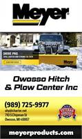Owosso Hitch & Plow Center, Inc.