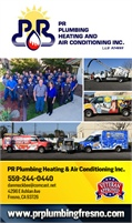 PR Plumbing Heating & Air Conditioning, Inc.