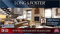 Long & Foster Real Estate Inc - Cathie Harney