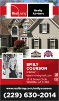 Real Living Realty Advisors - Emily Courson