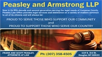 Peasley and Armstrong LLP