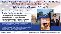 Orchard Crest Retirement Community