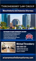 Throneberry Law Group-Attorneys Helping Veterans with Mesothelioma and Asbestos Cancer