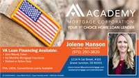 Academy Mortgage Corporation® - Jolene Hanson