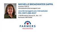 Farmers Insurance - Michelle Broadwater Gappa