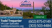 Precision Mortgage, Inc. - Todd Lewis Trepanier