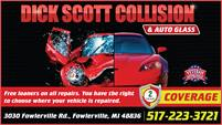 Dick Scott Collision