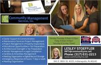 Community Management Services Inc