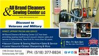 All Brand Cleaners and Sewing Center, LLC
