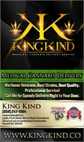 King Kind - Medical Cannabis Delivery
