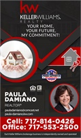 Keller Williams Elite - Paula Damiano