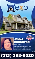 eXp Realty - Jenna Boughton