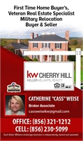 Keller Williams Realty-Cherry Hill Catherine (Cass) Weise - Broker Associate