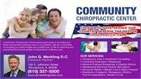 Community Chiropractic Center Woodstock SC