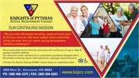 Knights of Pythias Active Retirement Center