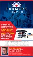 Farmers Insurance Jordan Agency, Inc.