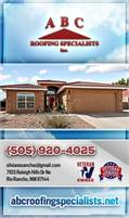 A B C Roofing Specialists, Inc.