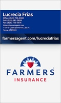 Farmers Insurance - Lucrecia Frias
