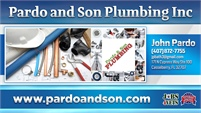 Pardo and Son Plumbing Inc