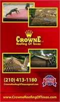Crowne Roofing Of Texas LLC