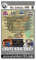 Plumbers & Pipefitters UA Local 192