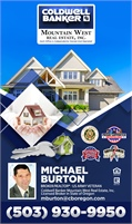 Coldwell Banker Mountain West Real Estate Inc - Michael Burton