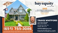Bay Equity Home Loans - Travis Whitford