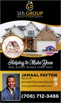 5th Group Realty & Management - Jamaal Payton