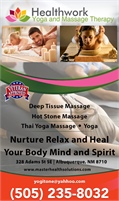 MasterHealthSolutions Healthwork Yoga & Massage Therapy