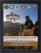 James Madison Charter Academy