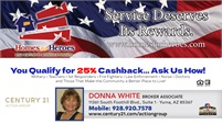 Century 21 Action Group · Donna White