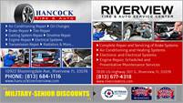 Hancock Tire & Auto - Riverview Tire & Auto