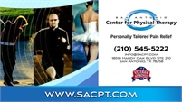 San Antonio Center For Physical Therapy
