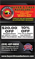 Buyer's Tires & Autocure
