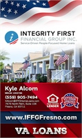 Integrity First Financial Group - Kyle Alcorn
