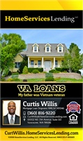 HomeServices Lending - Curtis Willis