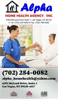 Alpha Home Health Agency Inc
