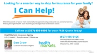 HealthMarkets Insurance - Dan Crow