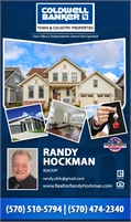 Coldwell Banker Town & Country Properties - Randy Hockman