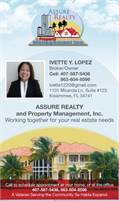 Assure Realty & Property Management Inc.