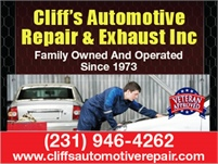 Cliff's Automotive Repair & Exhaust