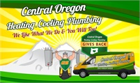 Central Oregon Heating Cooling & Plumbing Inc