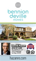Bennion Deville Homes - David Hazan
