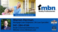 MBN Loans - Warren Herman