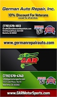 German Auto Repair Inc